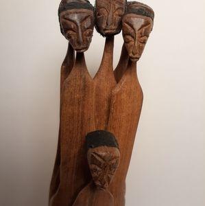 African Sandalwood Sculpture